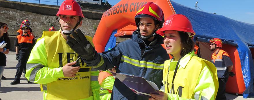 Coordinación en urgencias y emergencias